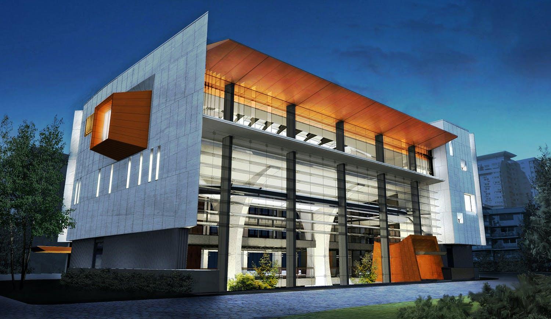 Jindu Sustainable Pavilion Paul Lukez Architecture