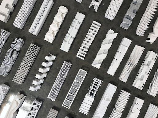 Natural Tendencies Studio, Image Courtesy Woodbury School of Architecture