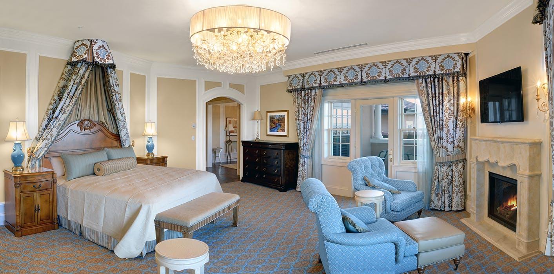 The Broadmoor Hotel West  Colorado Springs  Colorado