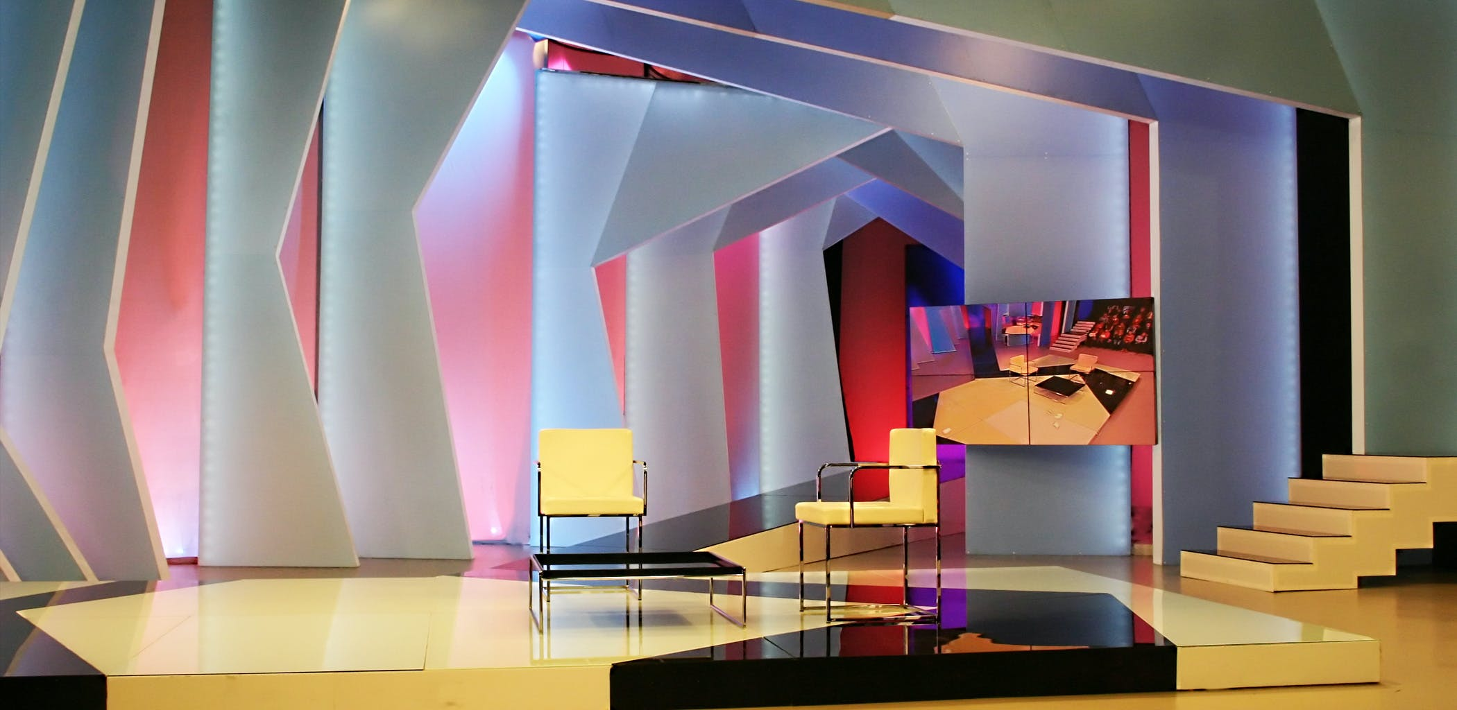 Tv Set Design Projects Marco Rocha Archinect