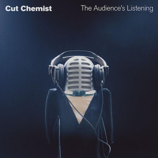 Cut Chemist - The Audience's Listening (2006)