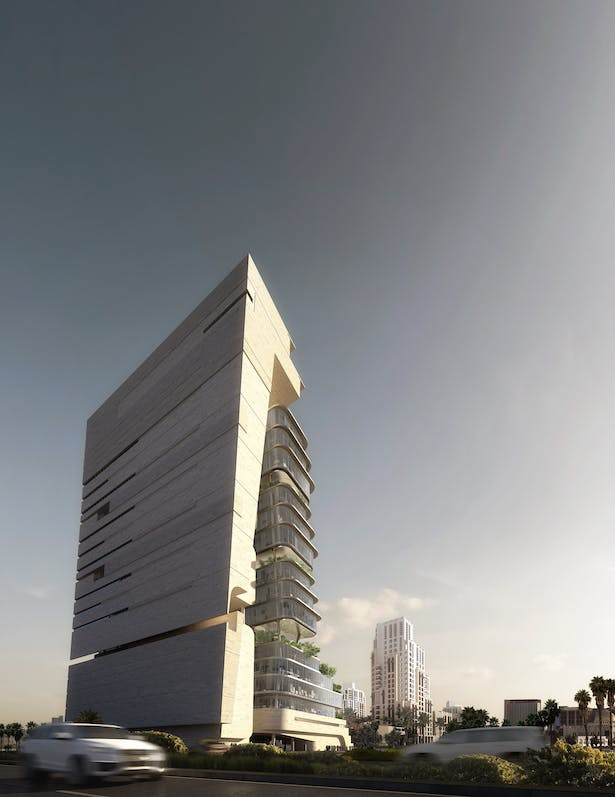 Abdul Latif Jameel's Corporate Headquarters, Jeddah, Kingdom of Saudi Arabia