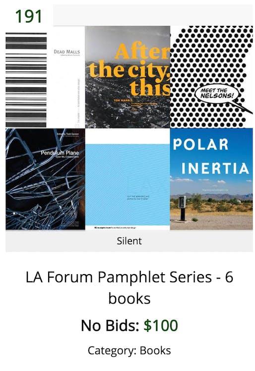 Image via L.A. Forum.