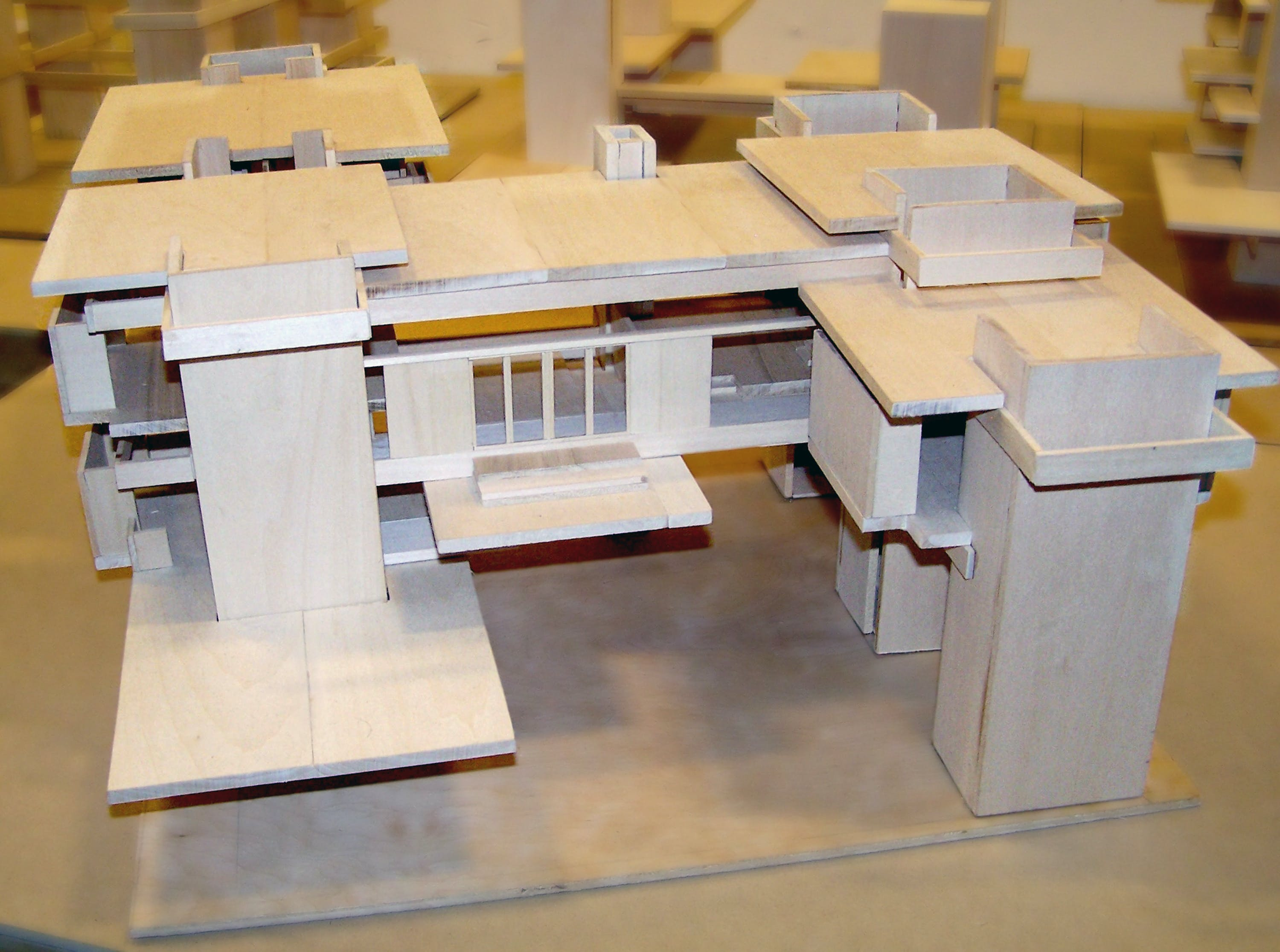 Kappe house precedent study betsy jean cole archinect for House projects