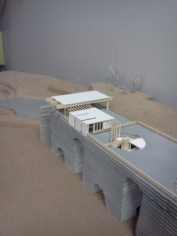 Model on Site