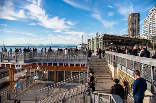 Pike Place MarketFront, Seattle | Miller Hull Partnership, LLP. Photo: Navid Baraty.