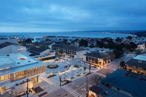 Architecture Honor - Monterey Conference Center. Honoree: Skidmore, Owings & Merrill LLP. Photo: Bruce Damonte.