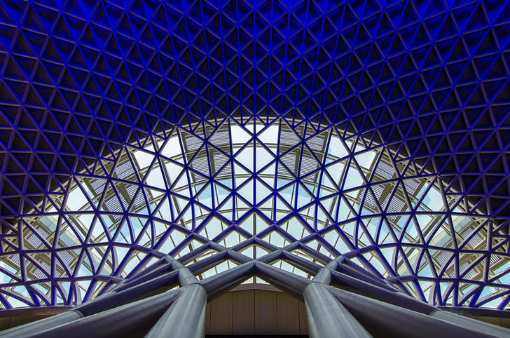 King's Cross Station, London. Architect: John McAslan. © Edward Neumann / EMCN