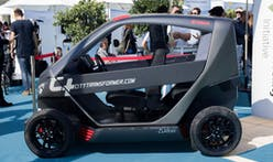 Is City Transformer's new folding car the answer to our parking problems?