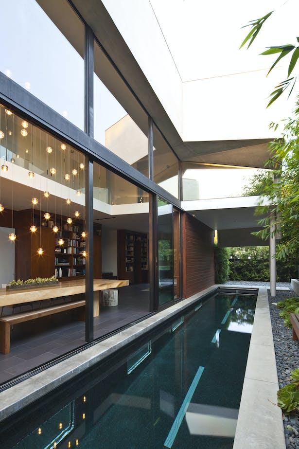 Millwood Residence Venice Beach California Architecture