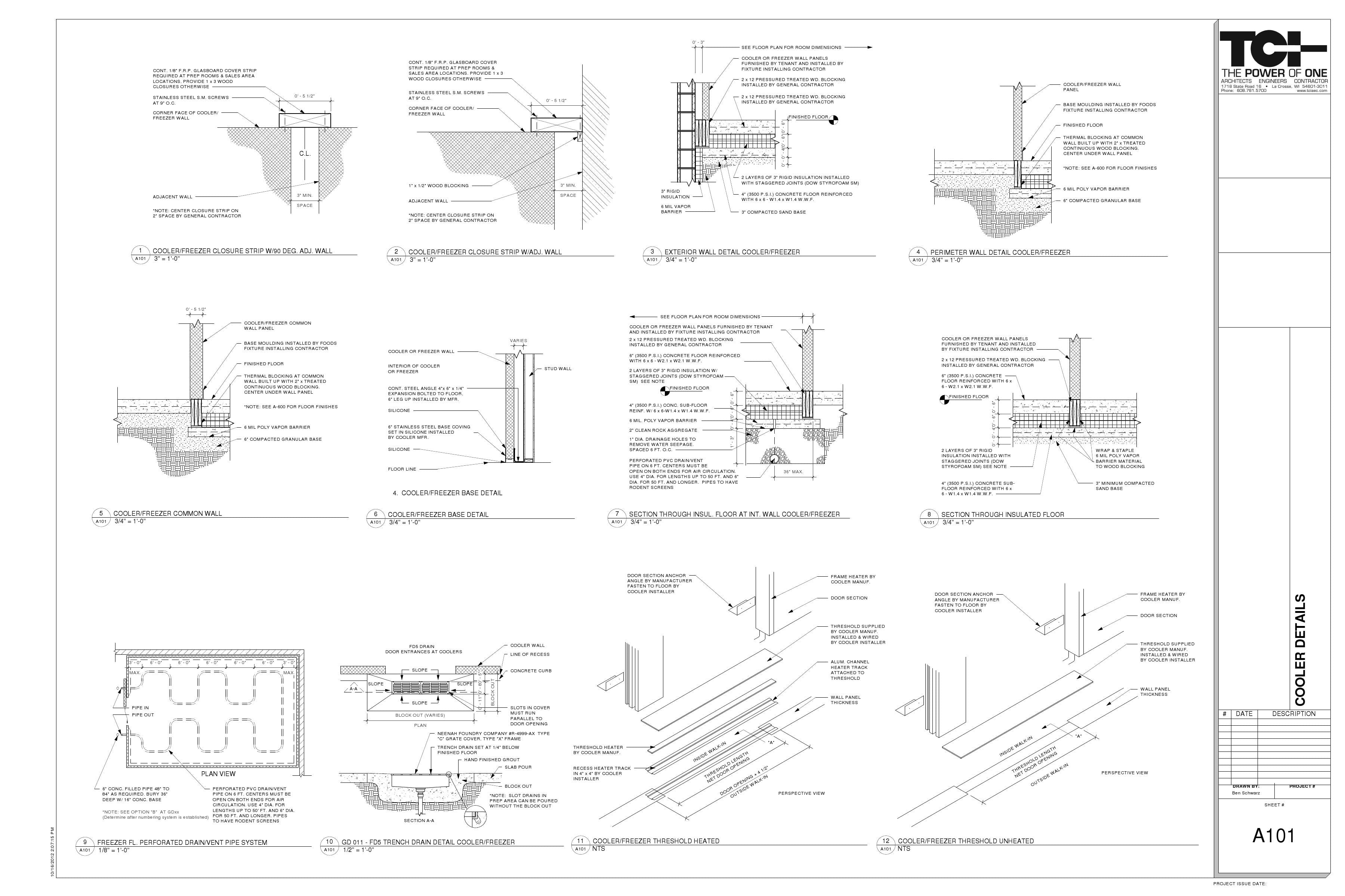 Trench drain detail - Grocery Details Please Feel Free To Contact Me For A Higher Resolution Pdf