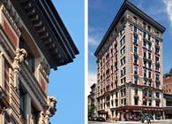 Residential Building Exterior Restoration