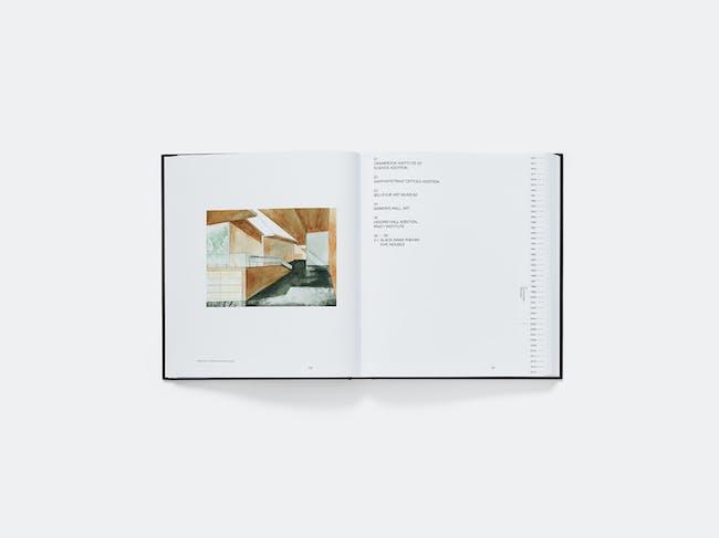 'Steven Holl' by Robert McCarter (Phaidon, 2015). © Steven Holl Architects. Reprinted from Steven Holl (Phaidon, 2015).