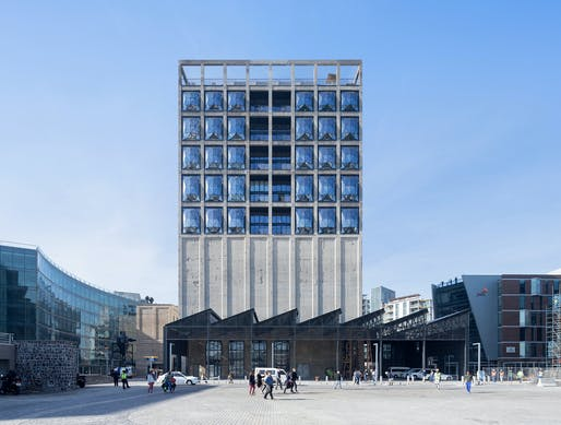 Zeitz Mocaa, Museum of Contemporary African Art​​. Photo: Iwan Baan.