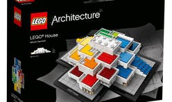 "BIG's ""Lego House"" to be released as a real-life Lego set"