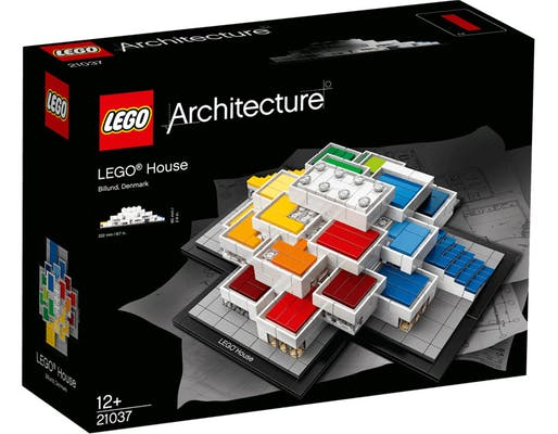 All Lego set images courtesy Allen Tran via Flickr