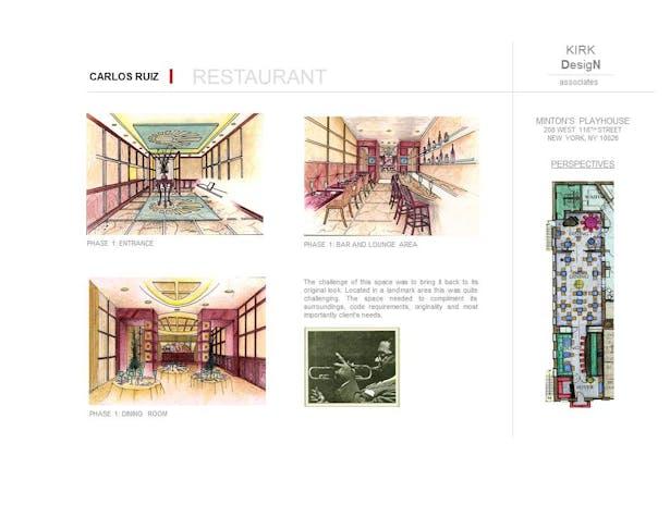 Mintons Playhouse / NY NY / Built pg2