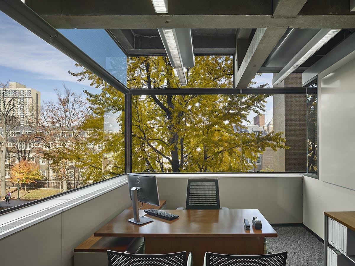 Richards Medical Research Laboratory Renovations Atkin