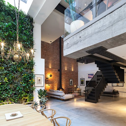 The Cooperage by Chris Dyson Architects - Clerkenwell, London. Photo: Peter Landers.