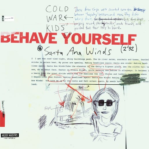 Cold War Kids - Behave Yourself EP (2010)
