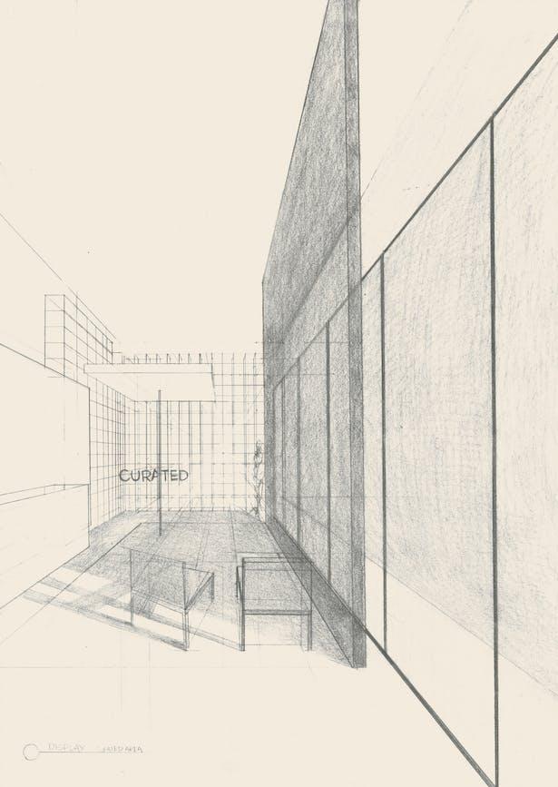 Living space render