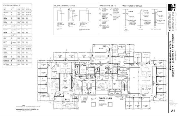 SMH Floor plan