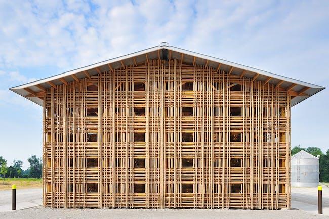 Mason Lane Farm Operations Facility; Goshen, KY (Photo: De Leon & Primmer Architecture Workshop)