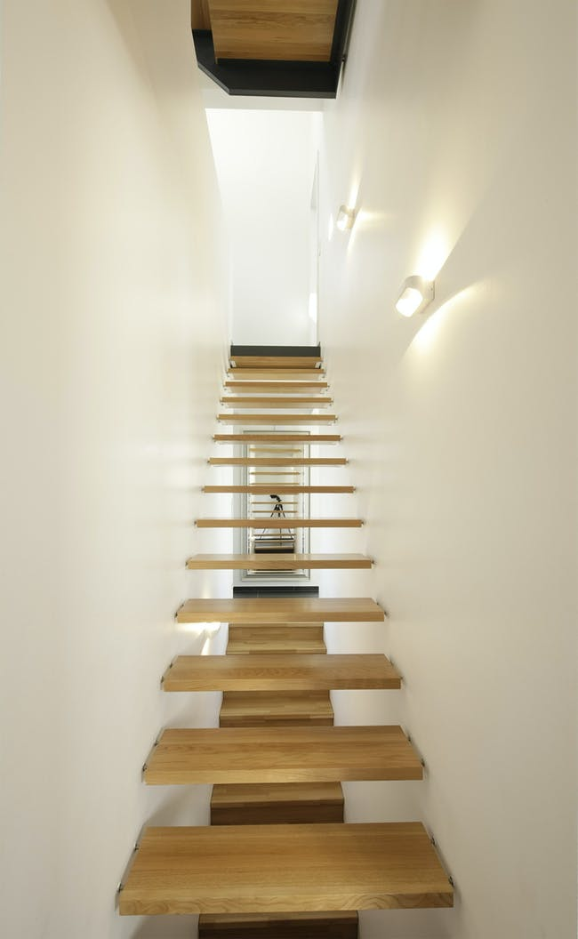 Detached House in Darmstadt, Germany by in_design architektur