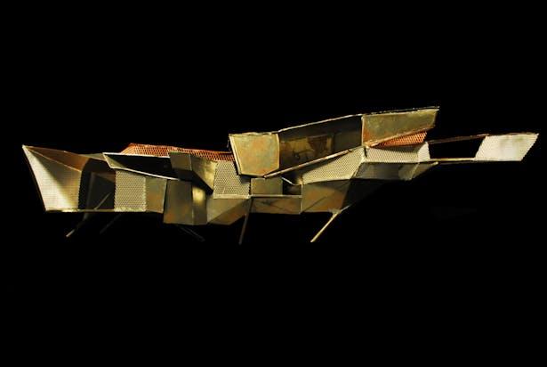 Steel, Copper, Aluminum