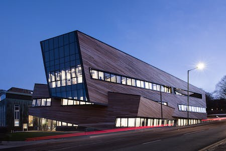 Ogden Centre Studio Libeskind photographed for Interserve