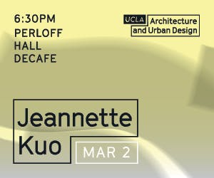 Lecture with Jeannette Kuo