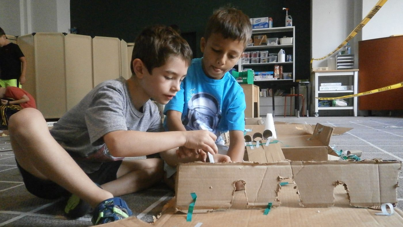 The National Building Museum, Offers Summer Camp Classes For Rising 1st  Through 6th Graders, That Explore Topics In The Built Environment Through  Art, ...