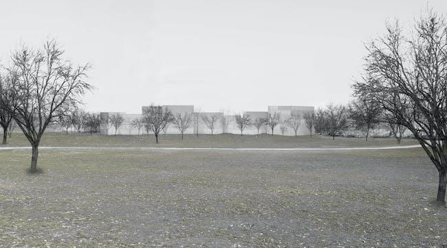 Moreau Kusunoki's Budapest project, © Moreau Kusunoki