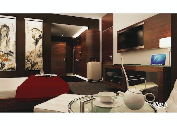 Standard Guestroom Concept