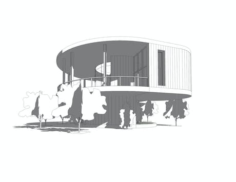 Flying House/Concept