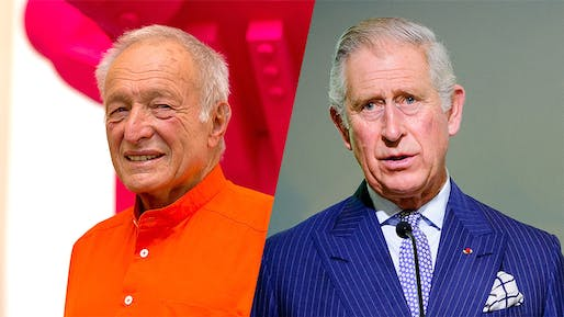 Modernism vs Traditionalism, next round: Richard Rogers and Prince Charles.