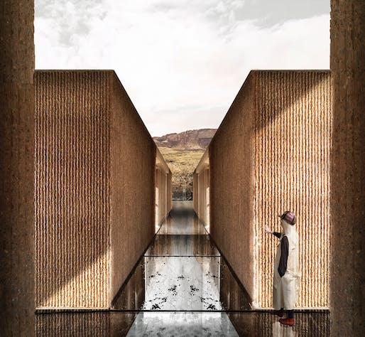 BB Green Award: Under the Northern Lights. Project authors: Sergi Viñals Musquera, Anna Mirapeix Gresa | Spain