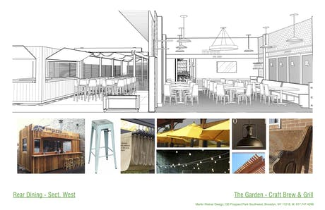 'The Garden - Craft Beer and Grille' - East Meadow, NY