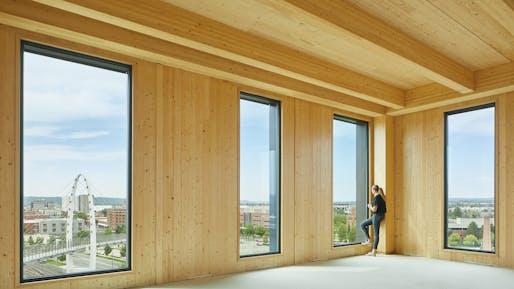 The Catalyst Building. Photo: Benjamin Benschneider.