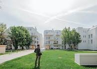 G13 - Residential development Gallgasse, 1130 Vienna