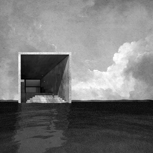 Sea Art Space. Image courtesy of OPEN Architecture.