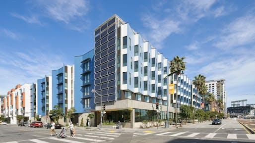 Edwin M. Lee Apartments. Photo: Bruce Damonte.