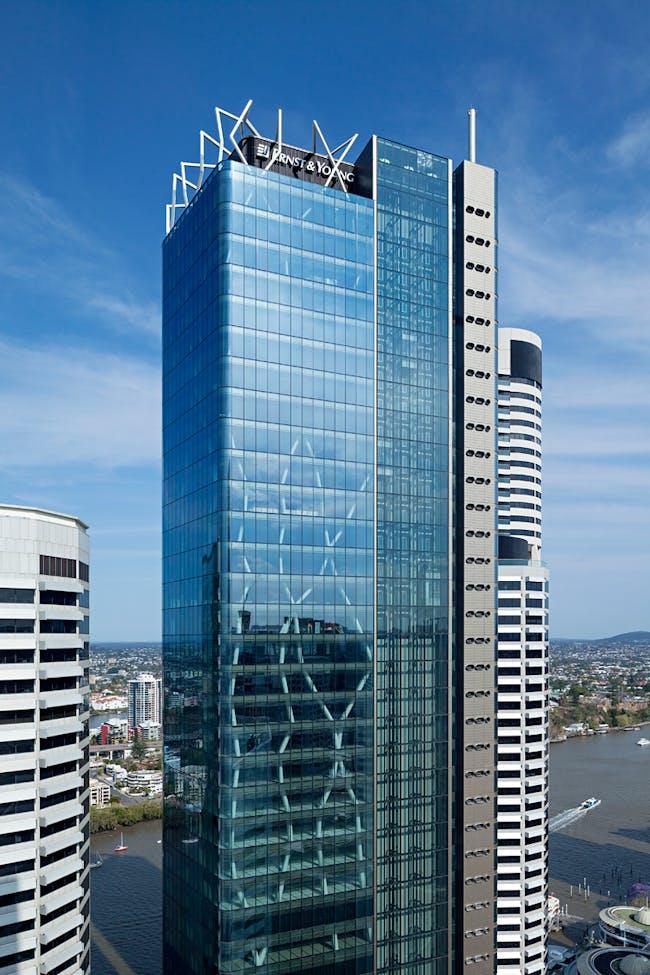 Shortlisted: One One One Eagle Street, Brisbane, Australia; Photo: Christopher Frederick Jones