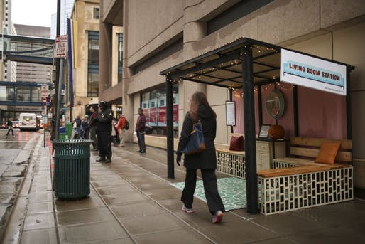 The Living Room Station in downtown Minneapolis, via startribune.com