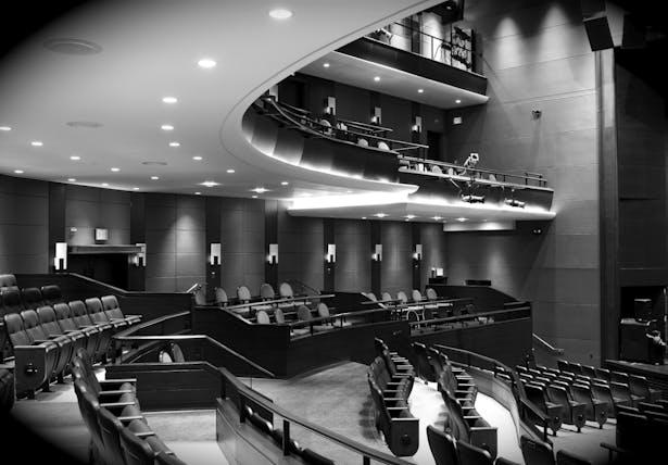 Brampton Amphitheatre, Toronto