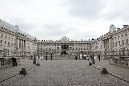 The Somerset House will host the inaugural London Design Biennale in 2016. Photo: Scott Denny, via flickr.