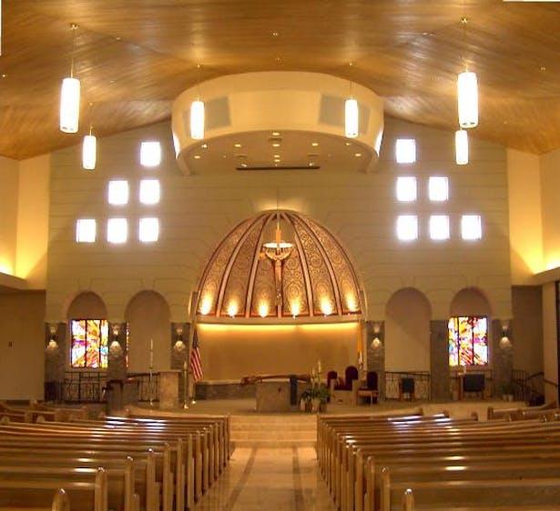 Holy Spirit Sanctuary