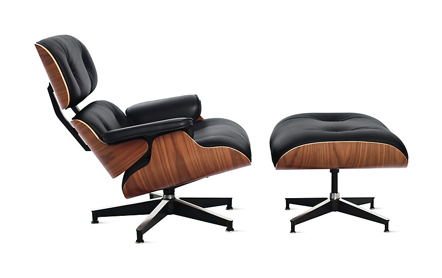 You Can Now Buy The Iconic Eames Lounge Chair And Ottoman At