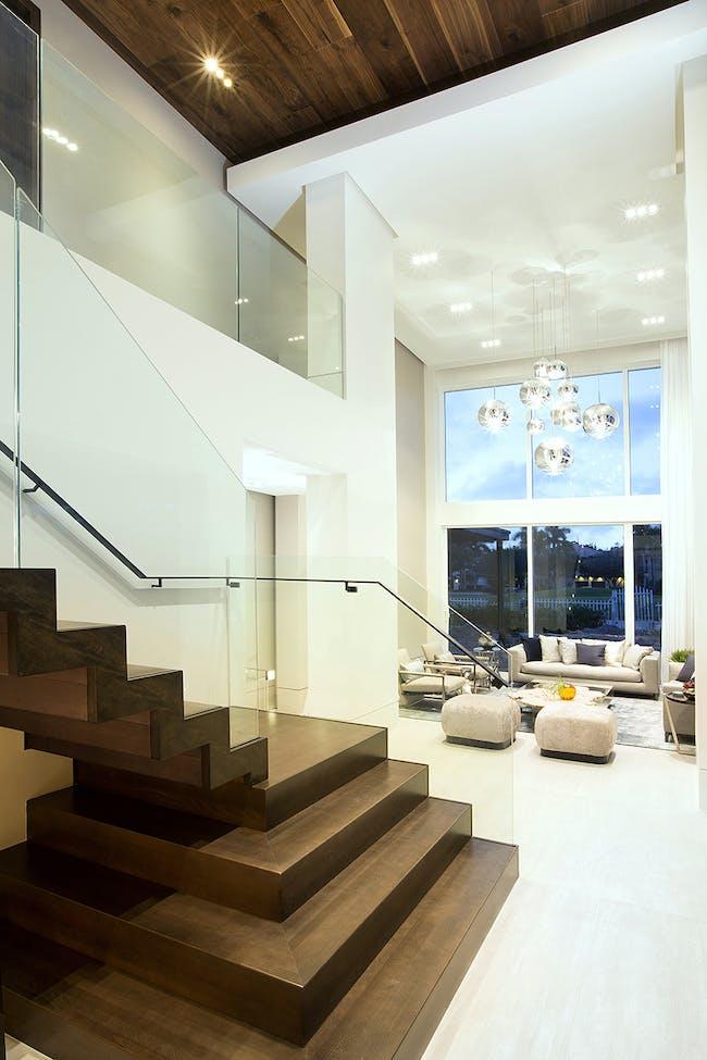 Contemporary Twilight in Aventura, FL by DKOR Interiors Inc.
