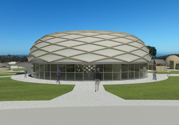 Thalamus Welcome Center